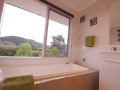 View from the ensuite